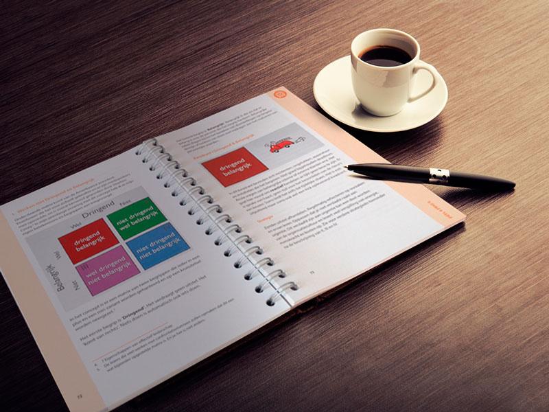 Het handboek Minder Managementcorvee