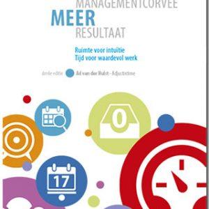 Derde editie van het Handboek Minder Management, Meer Resultaat