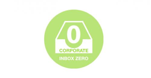 Corporate Inbox Zero (weg uit de e-mailverwerkende industrie)